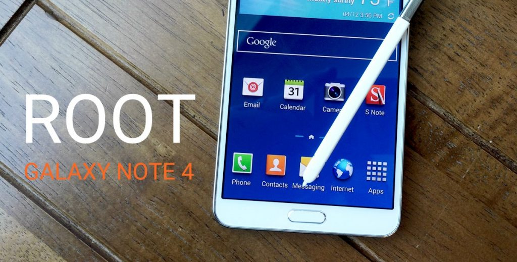cf auto root note 4